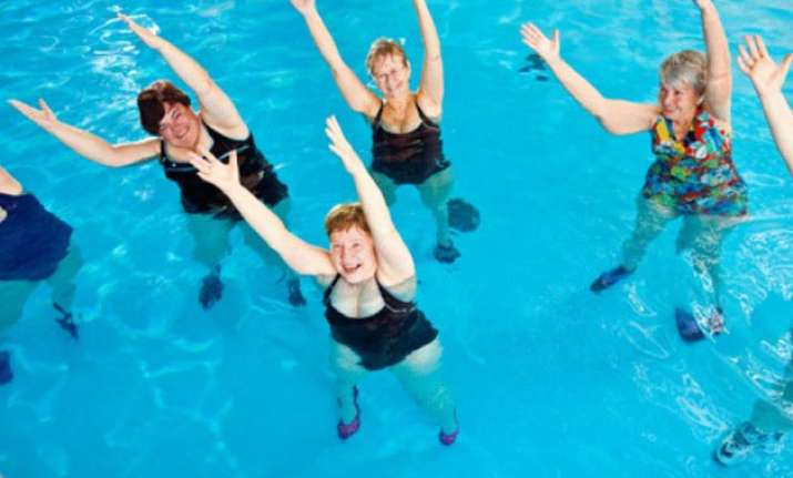 must do aqua workouts for a fit body