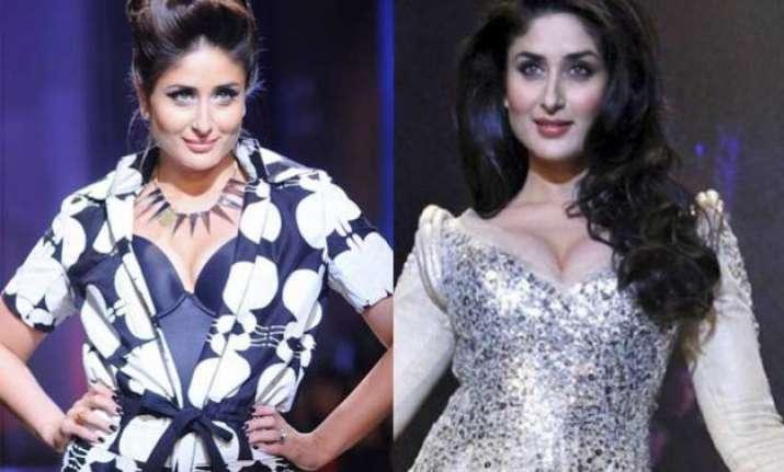 lakme fashion week kareena kapoor khan to be showstopper at