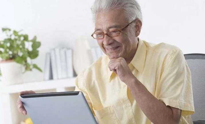 facebook helps elderly rekindle old flames
