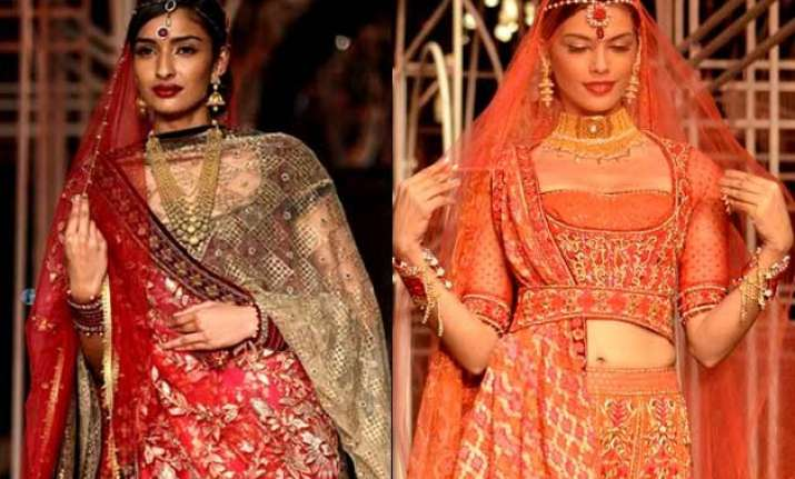 bmw india bridal fashion week to be held in delhi august 7