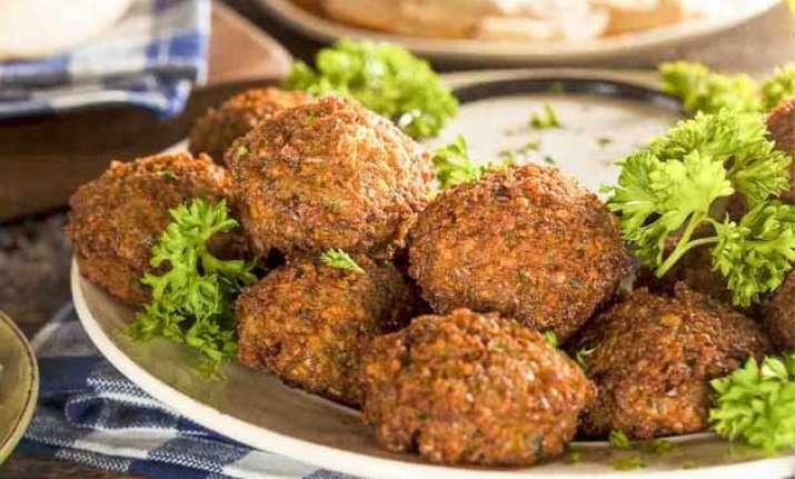 rajma with a twist quick recipe of rajma falafel
