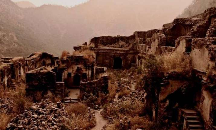 legends of bhangarh india s most haunted place