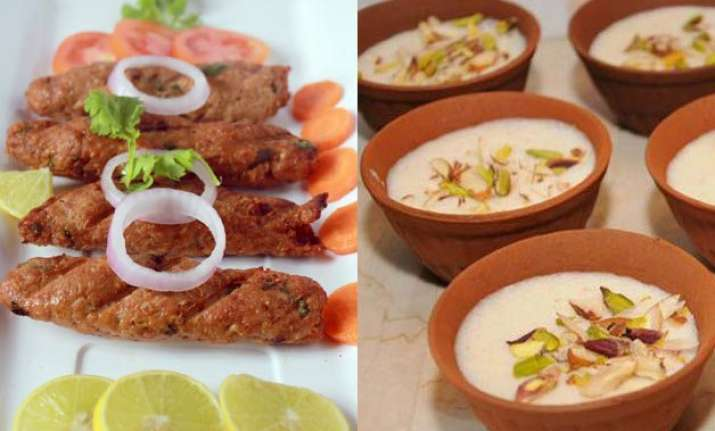 awadhi lassi to asli dum biryani delhi innovates with food