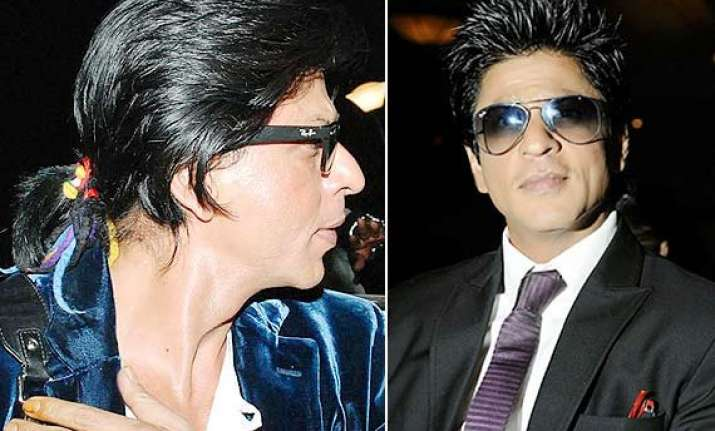 Shah Rukh Khan Birthday Top Five Stylish Hairdos Sported By The