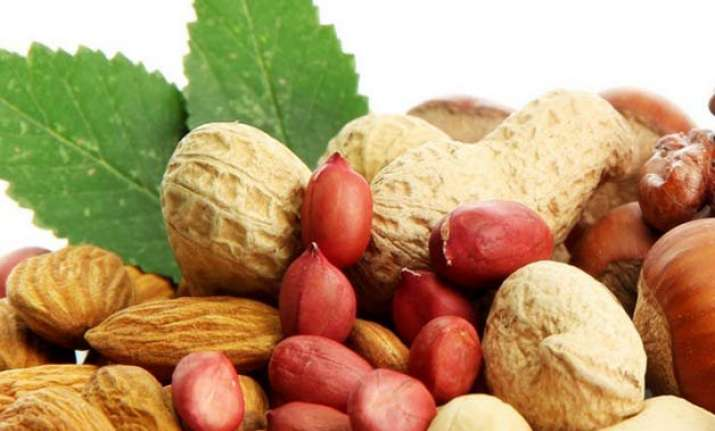 eat tree nuts stay slim