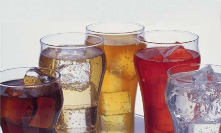sugary drinks increases dangerous deep fat resulting