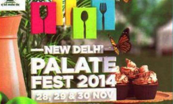 food festival grips the capital to continue for three days