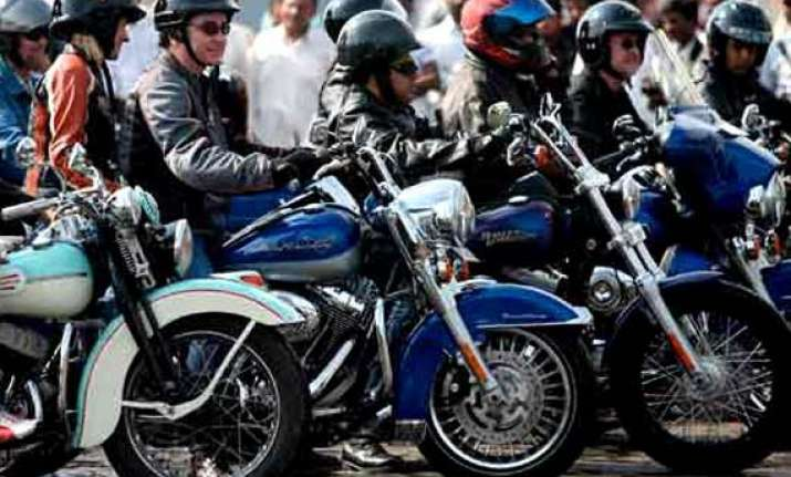 ready to vroom bike festival of india lures bikers