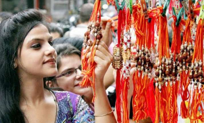raksha bandhan special see the latest trend in rakhis