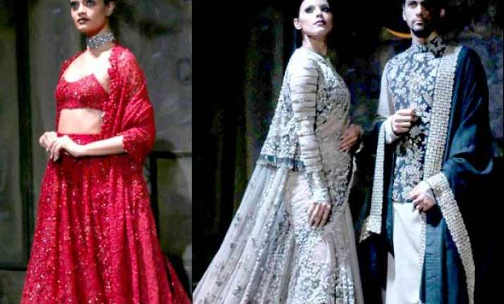 34f13050f48 india couture week 2015 sabyasachi louboutin kick start the