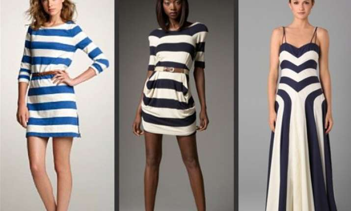how to make a style statement with stripes