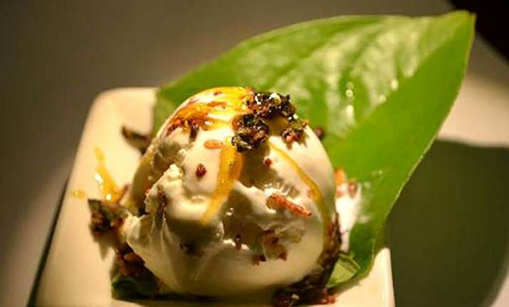 holi savour exotic paan ice cream as a true dessert delight