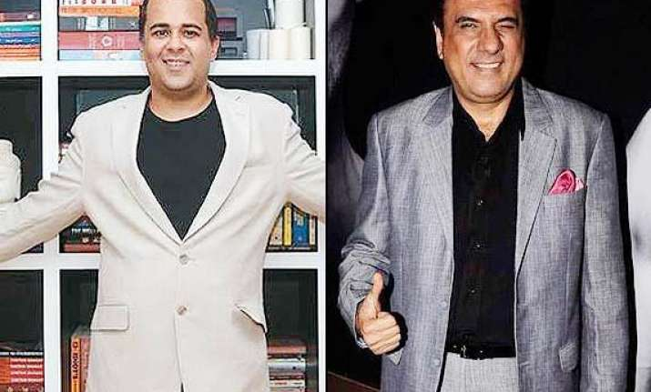 know what chetan bhagat and boman irani have as their