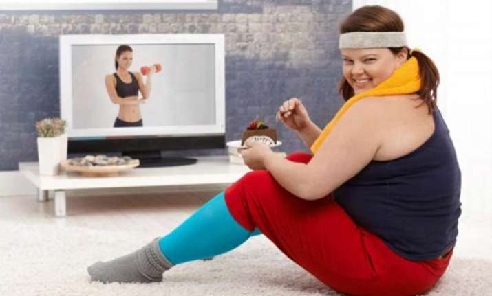 beware if you watch fitness dvds at home you are at risk