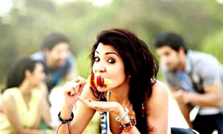 vegetarianism making a difference for anushka