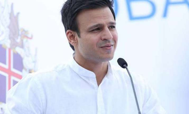vivek oberoi helps raise funds for cancer patients