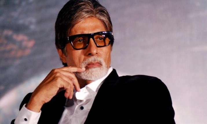 saving tigers is everybody s responsibility amitabh bachchan