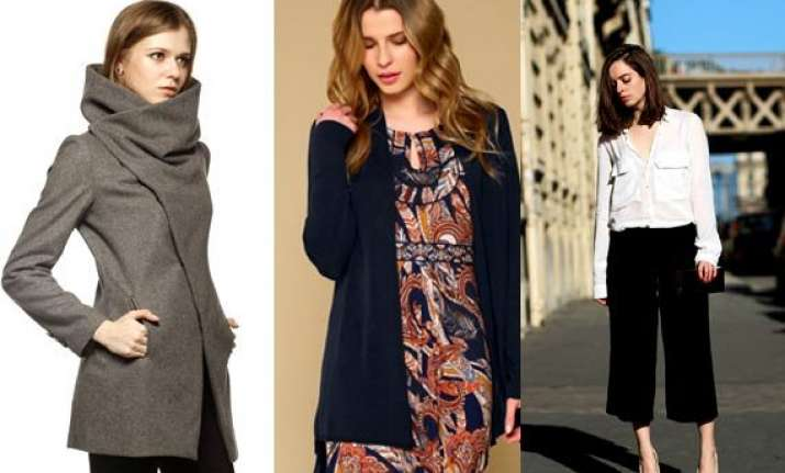 spruce up autumn winter wardrobe for chic look