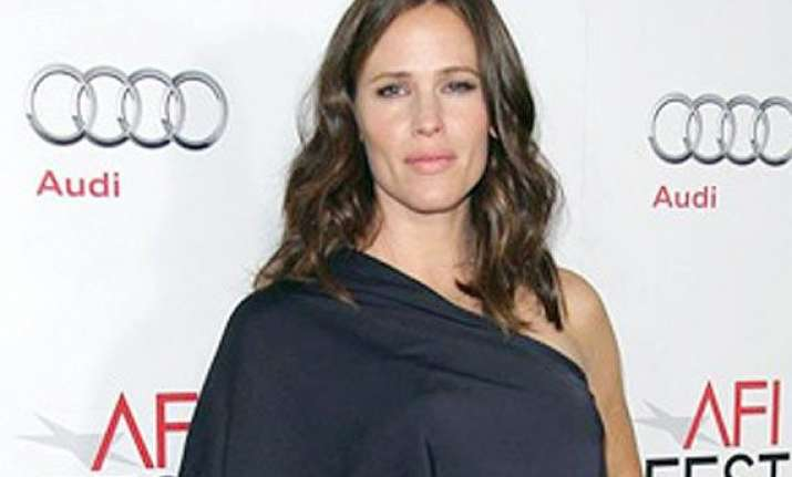 how did jennifer garner gain weight