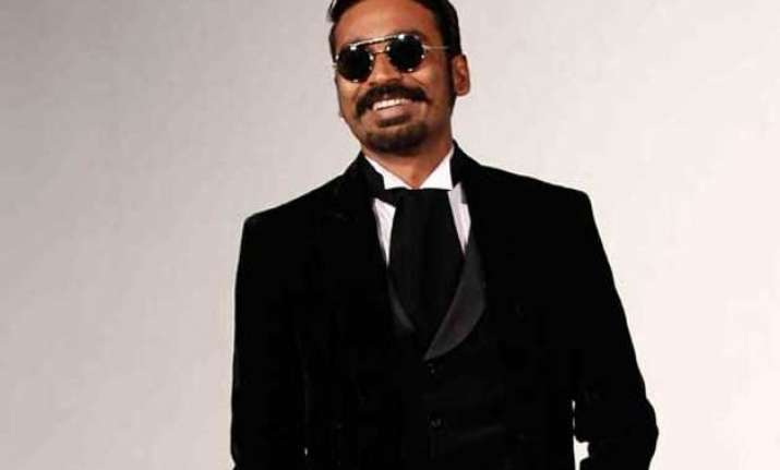 dhanush appointed brand ambassador of 7up