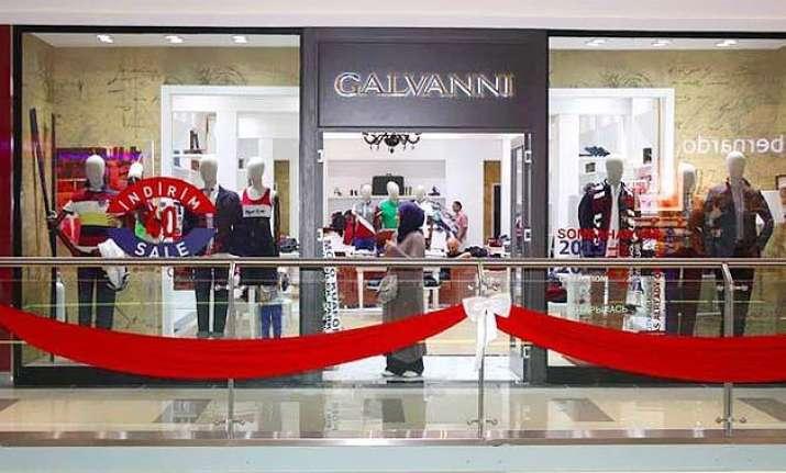 italian fashion brand galvanni enters india