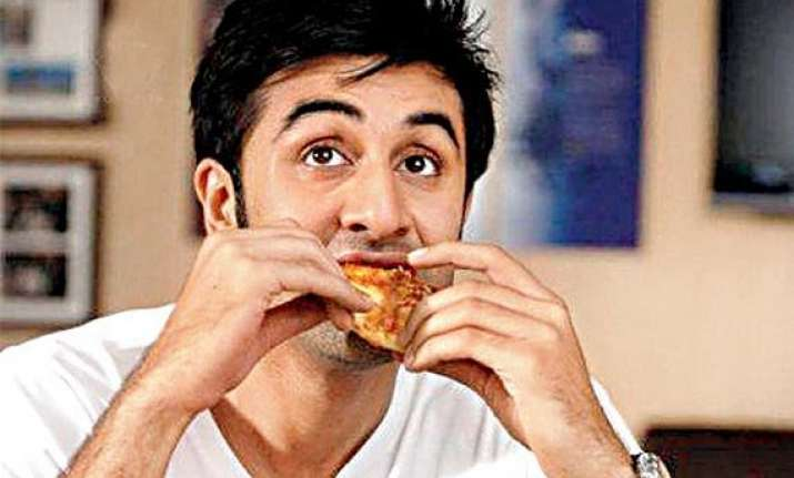 know why indians love eating pizzas