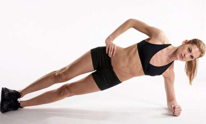 do ab exercises to shape your midriff