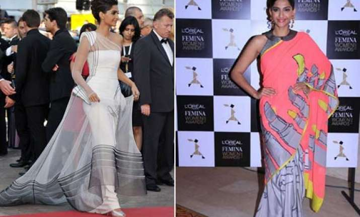 sonam kapoor to sell her personal wardrobe for a cause