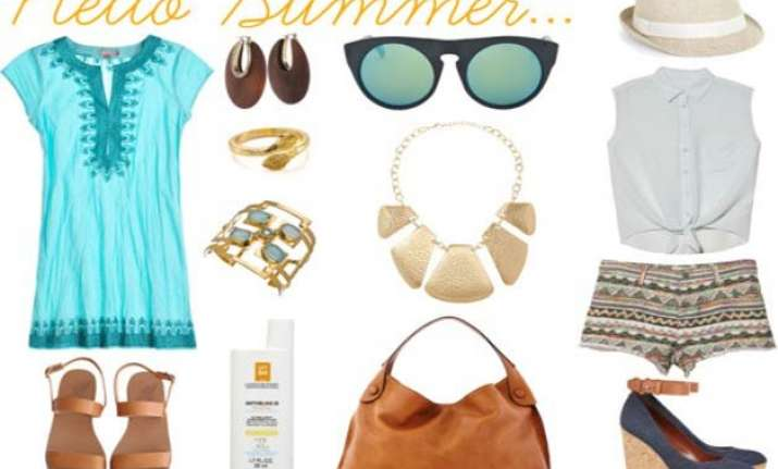how to style yourself up in summer