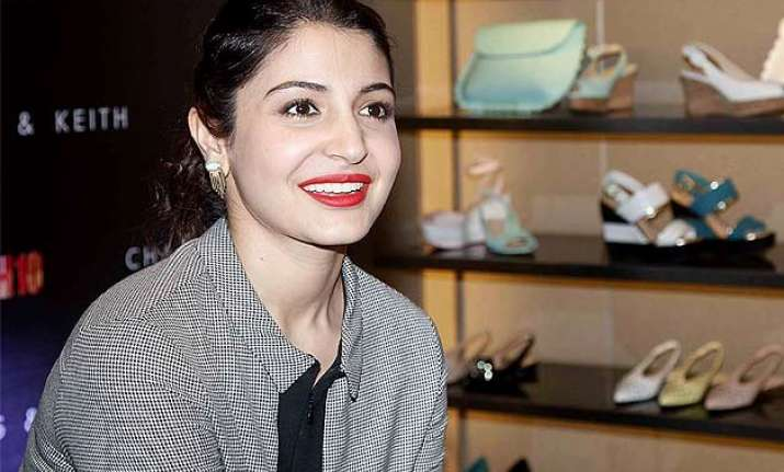 anushka sharma opens up on her styling tips best lip shade