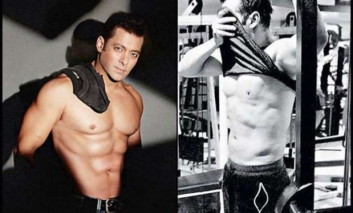 secret revealed salman khan s diet and workout routine see