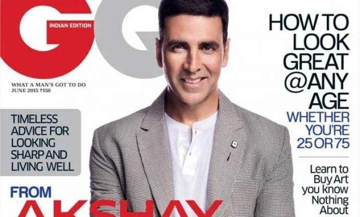akshay kumar gq cover pic indiatv news lifestyle news india tv