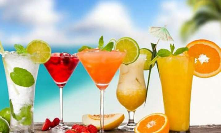 Easy to make refreshing summer drinks refreshing drinks for Easy mixed drinks to make at home