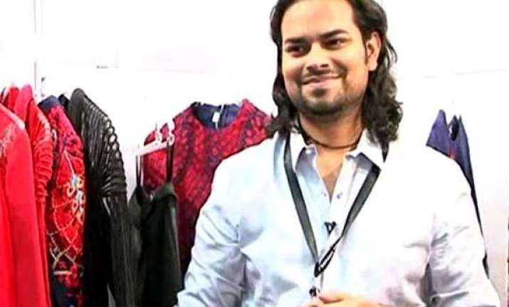 rahul mishra launches award winning line in sydney