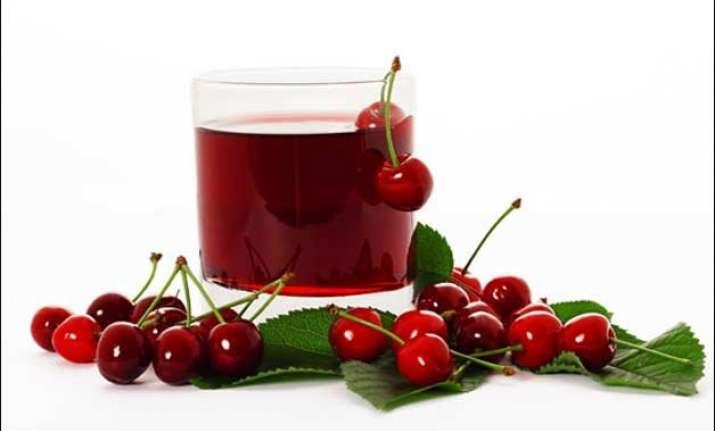 tart cherry juice can helps beat post race sniffles