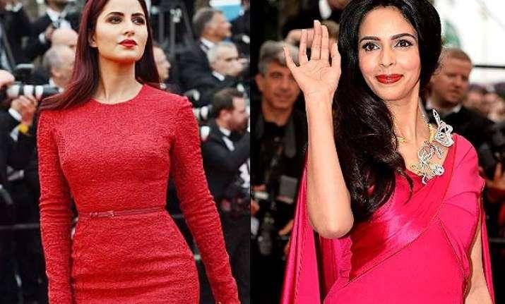 cannes 2015 katrina kaif fails to impress mallika sherawat