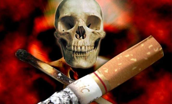 living with smokers can cause major health issues
