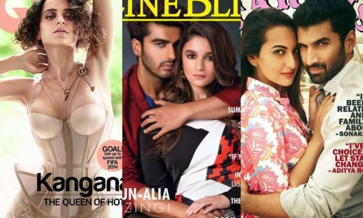 kangana alia arjun sonakshi aditya raise the temperature