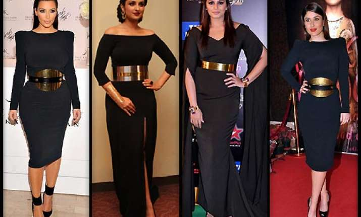 kareena parineeti huma copying kim kardashian... seriously