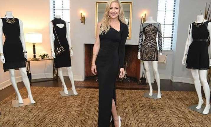kate hudson a fashion hoarder