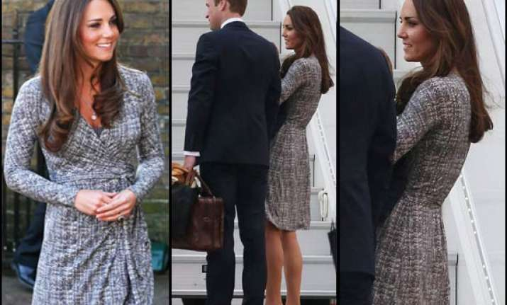 kate middleton repeats her dress at australia new zealand