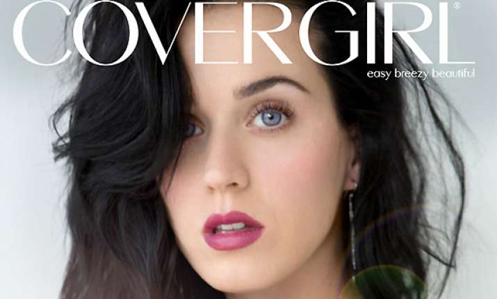 katy perry new face of covergirl view controversial pics