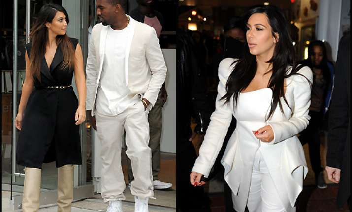 kanye west thinks kim doesn t have a good style sense