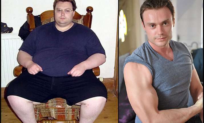 losing weight has given me a life mike waudby who lost upto