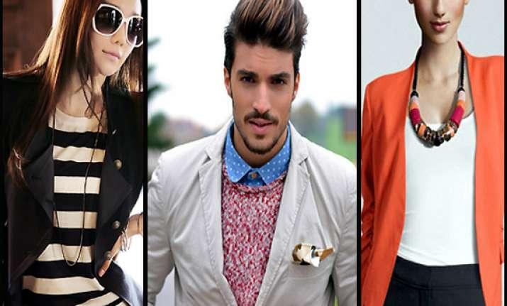 make style statement with blazer