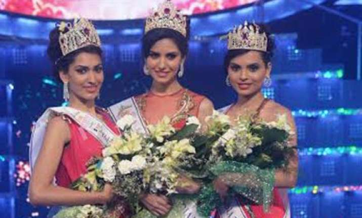 miss india 2014 koyal rana wins the crown see pics