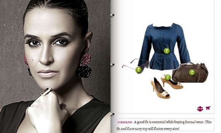 limeroad.com appoints neha dhupia as their style director