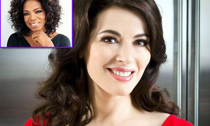 nigella lawson to open up on marriage break up on oprah