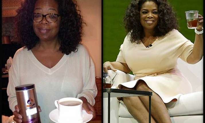 oprah winfrey s love for india launches oprah chai tea see