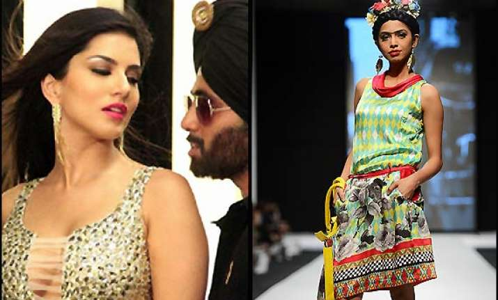 pakistan fashion week 2014 deepak perwani ends show with